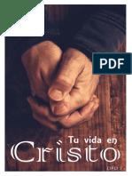 DPD 1 Tu Vida en Cristo - Francisco Limón