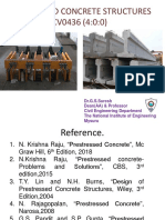 Prestressed concrete structures ppt