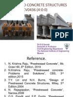 Prestressed concrete structures ppt