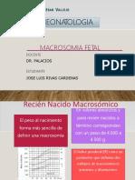Macrosomia Del RN