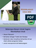 Pernikahan Usia Dini (BAKSOS) revisi1.pptx