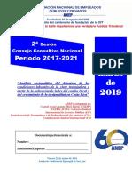 Documento Consejo Consultivo Nacional 2019