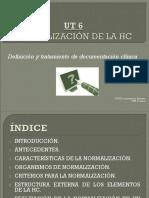 UT 2 NORMALIZACIÓN DE LA HC.pdf