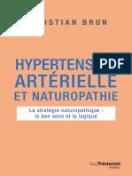 Hypertension Arterielle & Natur - Brun Christian