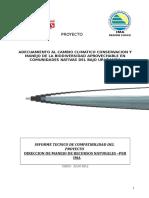 Informe de Compatibilidad Bajo Urubamba 2015