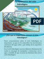 Fenómenos Del Ciclo Hidrológico