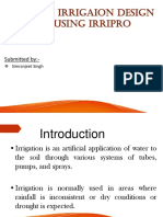Drip Irrigation Design.ppt