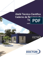 Caderno Resumo Atelier Científico - Rede Doctum