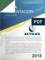 catalogo actilux