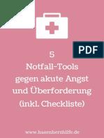 5 Notfall Tools