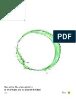 Deloitte Sustainability Brochure