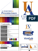 Taller Promotor TIC - Diseño de Presentaciones