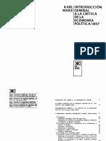 Carlos Marx.- Introduccion general a la critica de la economia politica. copia 2.pdf