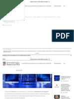 El Papel de Internet en La Administración de Negocios – UB