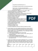 TALLER DE MATEMÁTICA REGLA DE TRES.docx
