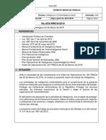 2019-03-04 Mt Xxxx Renic3 Mision de Trabajo Montes de Maria