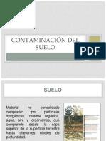 Contaminación Del Suelo PRTE 1