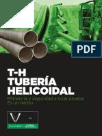 Tuberia Helicoidal