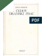 Jovan Hristić - Čehov, dramski pisac