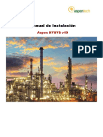 Manual instalador HYSYS.pdf