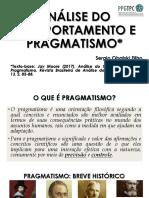 Análise Do Comportamento e Pragmatismo