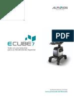 E-CUBE 7 Catalogue ESP Low