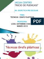 Técnicas Grafo plásticas