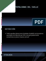 288440890-Lesiones-Premalignas-Del-Cuello-Uterino.pptx