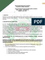 PROTOCOLO DE EVACUACION SISMO IETFNP  ENERO 31 DE 2019.docx