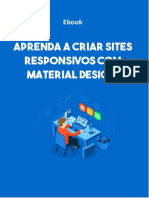Aprenda a Criar Sites Responsivos Com MaterializeCSS