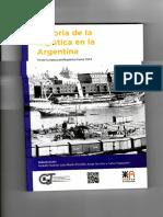La logística en Argentina desde la época prehispánica hasta 1914