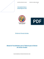 Manual de Publicaciones Academicas
