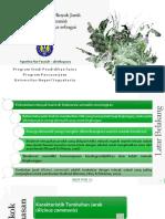 Senyawa Kimia Dari Minyak Jarak (Ricinus Communis) Dan Pemanfaatannya Sebagai Biodiesel - AGUSTINA NUR F - 18708251001