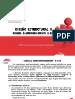 3.1.- Norma Sismoresistente E-030