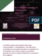 Prevención de La Infección Asociada a La Sonda Vesical
