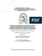 LA TUTELA DE LOS DERECHOS DEL EXTRADITADO FRENTE AL PROCESO DE EXTRADICIÓN Y APLICACIÓN DEL TRATADO CELEBRADO ENTRE ESTADOS UNIDOS Y EL SALVADOR EN RELACIÓN AL .pdf