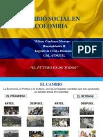 CAMBIO SOCIAL EN COLOMBIA FINAL}.pptx