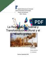 La Revolución Industrial y Transformación Cultural y el diseño gráfico.docx
