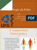 semiologia febre