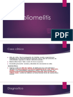 Poliomelitis diapos