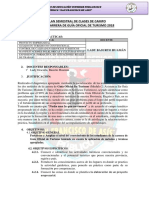Plan de Salida de Campo 2018 - II.docx
