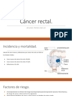 Cancer Rectal
