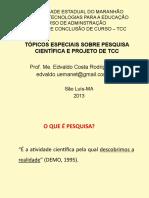 SLIDES PROJETO DE PESQUISA1.pptx