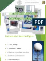 Instrumental Meteorológico