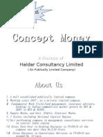Concept Money