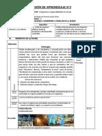 SESIÓN DE APRENDIZAJE personal 4.docx