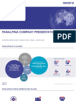 190320 Panalpina Company Presentation Website