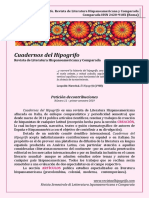 Revista, convocatoria