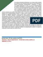 A fosfoetanolamina sintética é uma molécula fosforilada artificialmente.docx