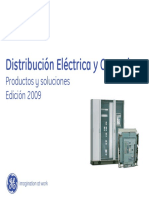GE DistribuciónEléctrica OfertaReducida Sep2009